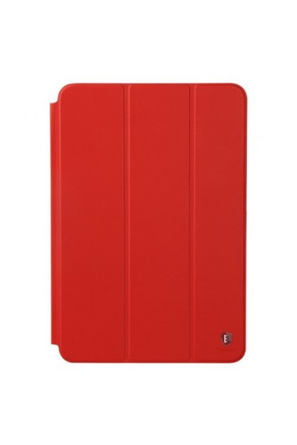 Pouzdro flip Baseus Primary Smart Apple iPad mini 1/2/3, red