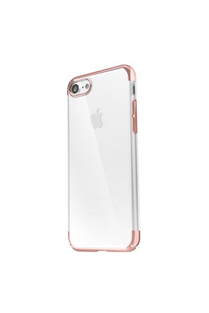 Pouzdro Baseus Super Slim Apple iPhone 7/8, rose gold