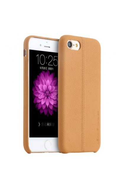Pouzdro Usams Apple iPhone 7/8, brown