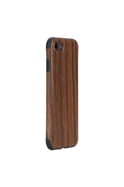 Pouzdro Rock Grained Apple iPhone 7/8, brown