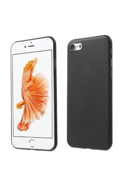 Pouzdro TPU Classic Apple iPhone 7/8, black