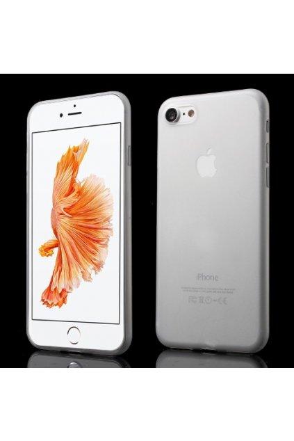 Pouzdro TPU Classic Apple iPhone 7/8, white