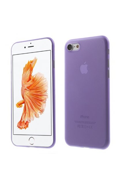 Pouzdro TPU Classic Apple iPhone 7/8, purple