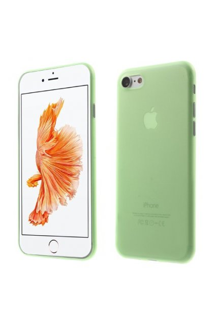 Pouzdro TPU Classic Apple iPhone 7/8, green
