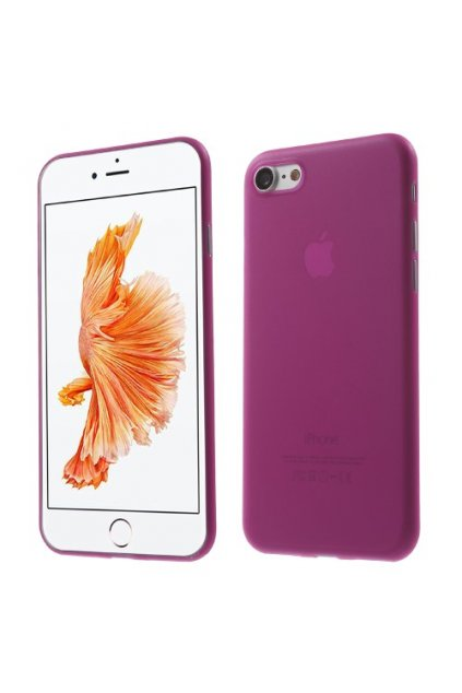 Pouzdro TPU Classic Apple iPhone 7/8, rose gold