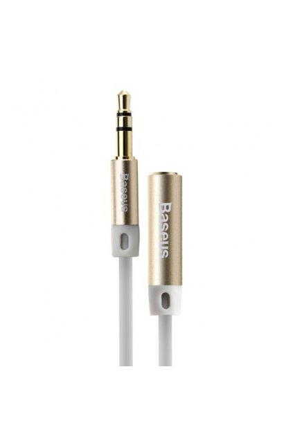 AUX kabel 3.5mm Baseus 150cm, gold