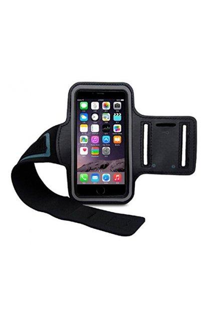 Sportovní pouzdro na ruku Romix pro iPhone 6/6S a 7, black