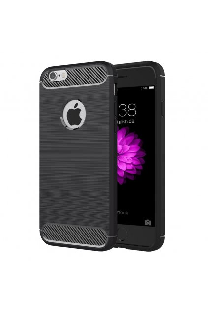 Pouzdro Rugged Apple iPhone 6/6S, black