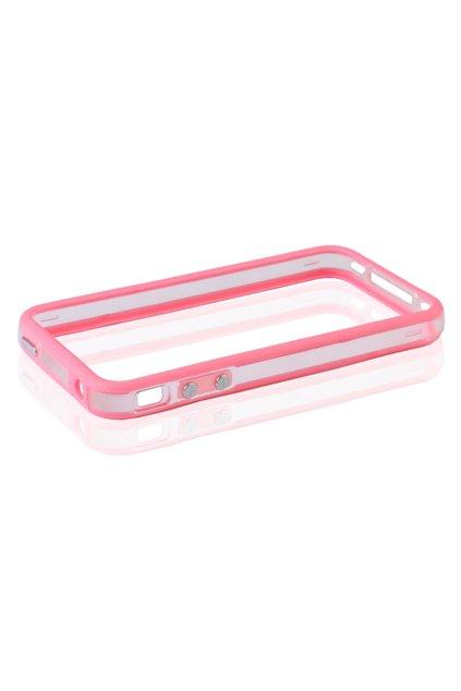 Pouzdro Bumper iPhone 4/4S, pink/růžová