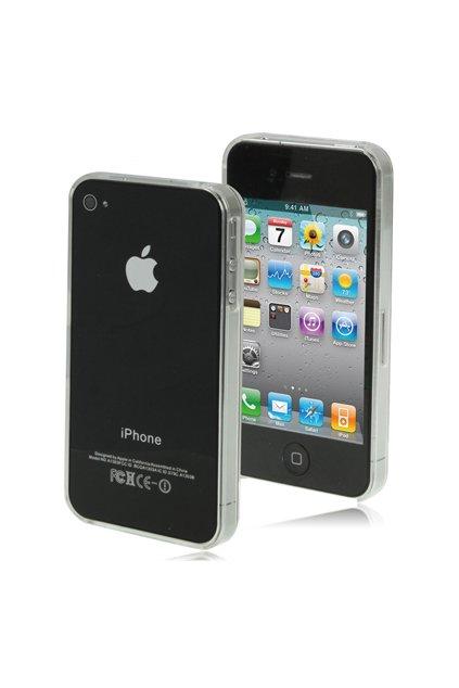 Pouzdro ultra tenké Crystal iPhone 4/4S, transparentní