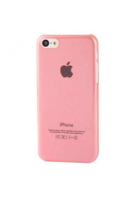 Pouzdro Powder plastové iPhone 5C, red/červená