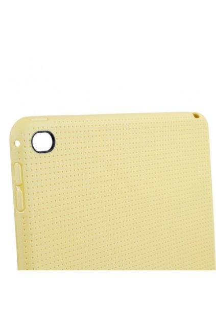 Pouzdro TPU iPad Air 2, yellow/žlutá