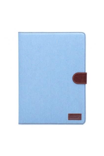 Pouzdro Denim Leather iPad Air 2, blue/světle modrá