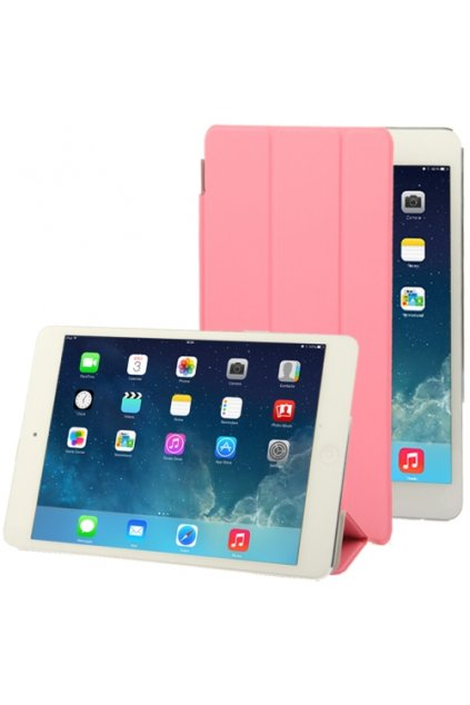 Smart Cover iPad mini 1/2/3, pink/fialová