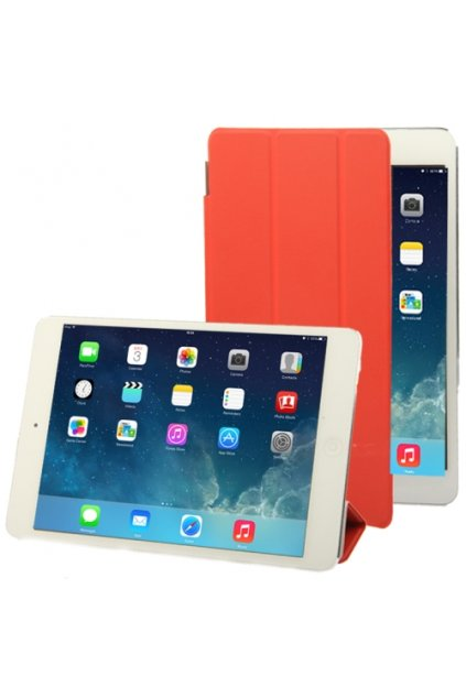 Smart Cover iPad mini 1/2/3, red/červená