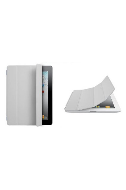 Smart Cover iPad 2/3/4, grey/šedá