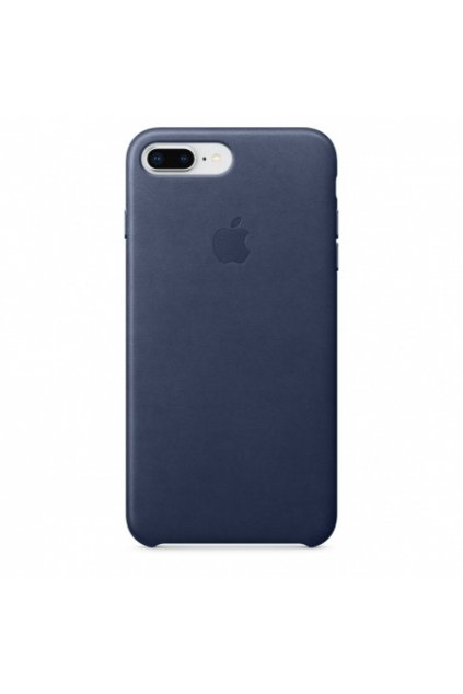 mqhl2zm:a 8 Plus:7 Plus Leather Case Midnight Blue