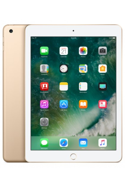 Apple 9.7 inch iPad Cellular 32GB Gold