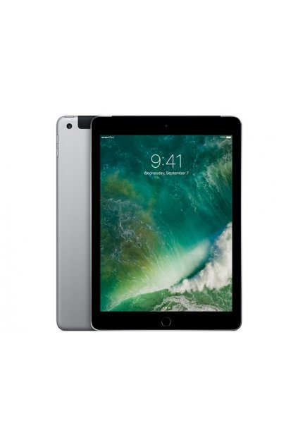 Apple 9.7 inch iPad Cellular 32GB Space Grey 03