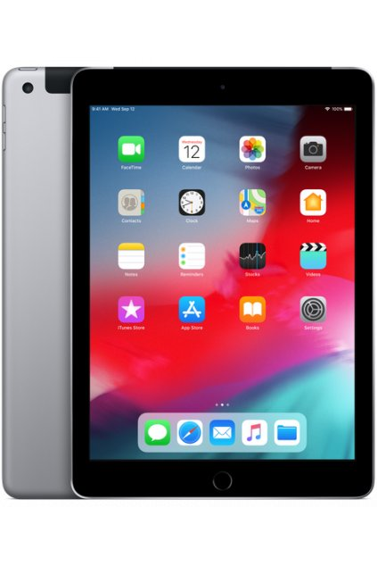 ipad wifi select spacegray 201803