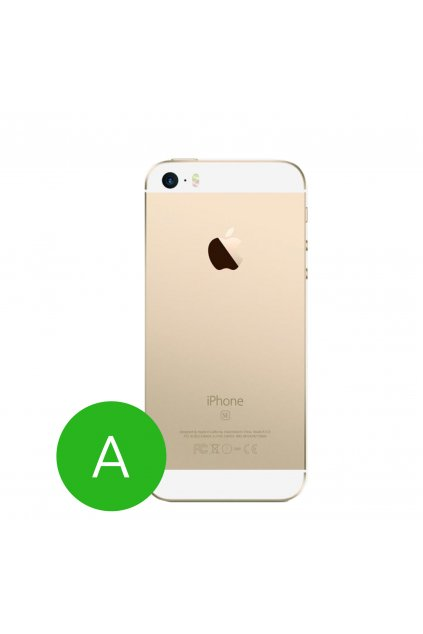 iPhoneSE gold A