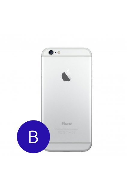 iPhone6 Silver B