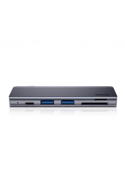 USB-C Hub Baseus 5v1, šedý