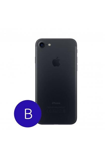 iPhone7 stavB cerna