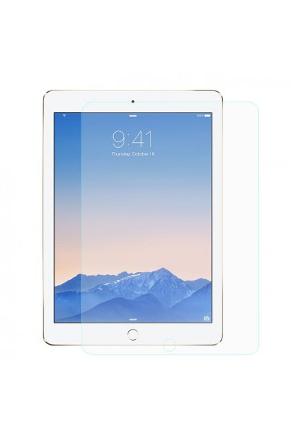 Temperované sklo 9H Apple iPad Air/Air 2, čirá