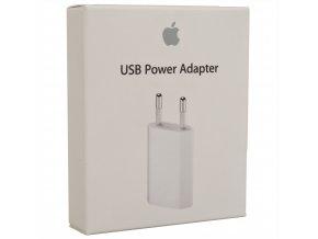 USB nabíječka 5W iPhone, iPad a iPod - ORIGINÁL MD813ZM/A