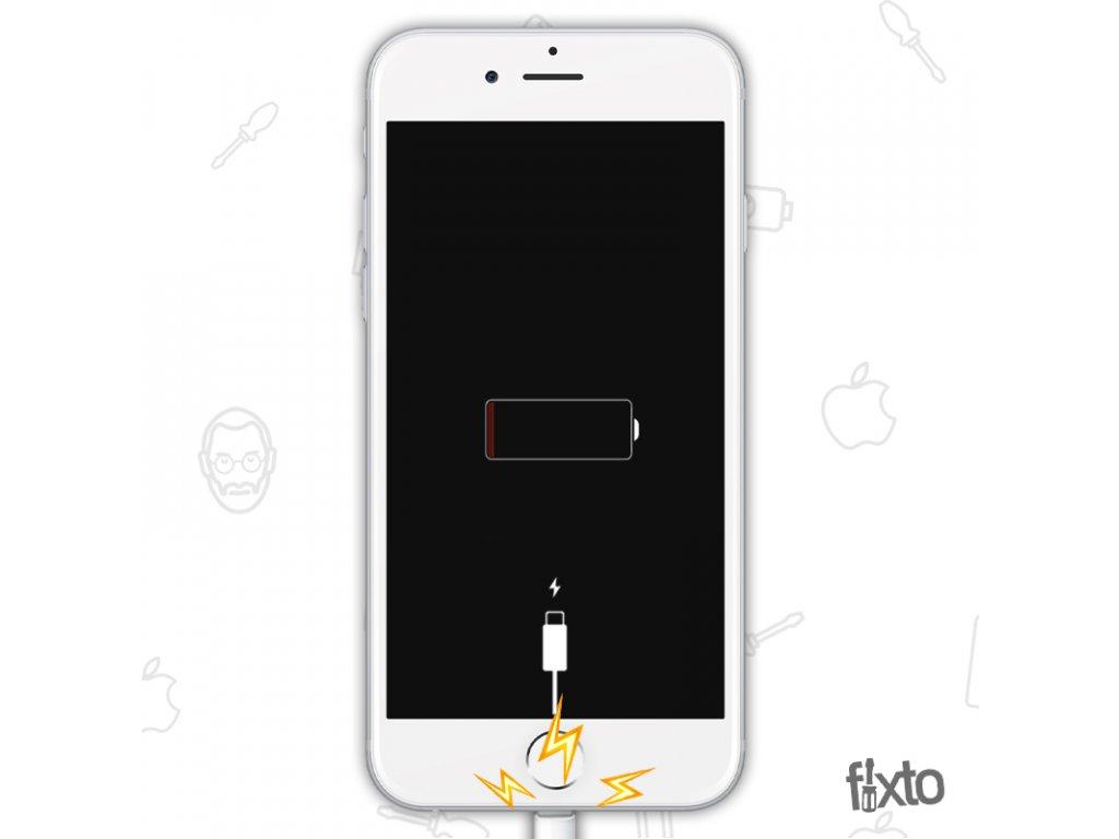 Výměna napájecího Lightning konektoru Apple iPhone 6
