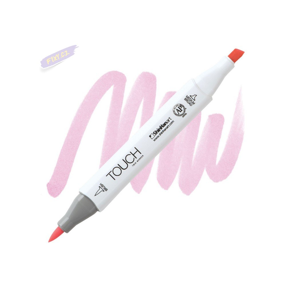 2259 2 rp137 medium pink touch twin brush marker