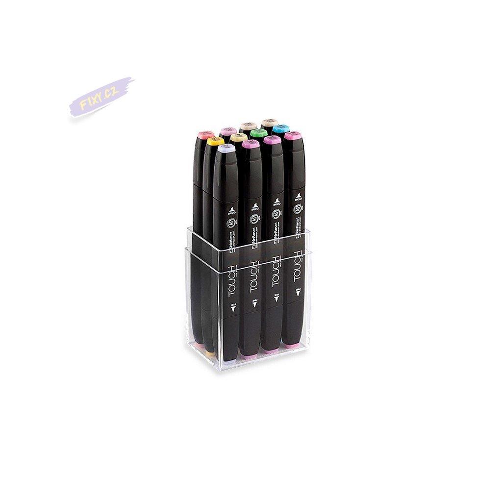 2679 2 touch twin marker 12ks pastelove tony