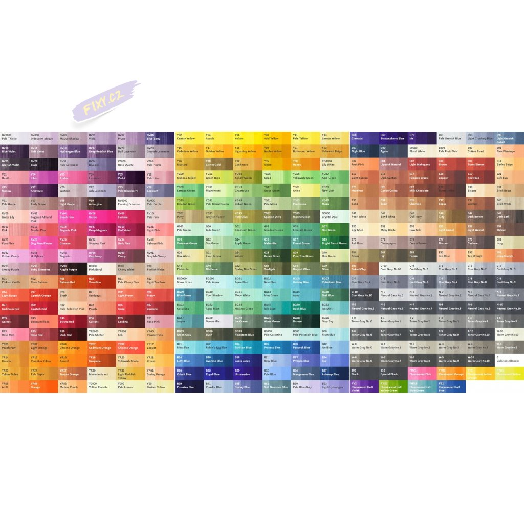 3837 2 rv14 begonia pink copic ciao
