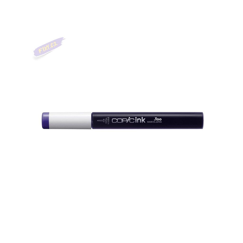 5625 6 bv17 deep reddish blue copic refill ink 12ml