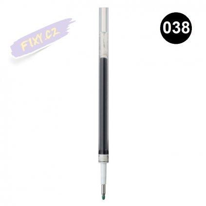 11346 1 inkoust muji cerny 0 38mm