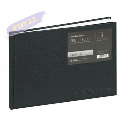 11454 1 blok a5 stylefile sketchbook horizontalni