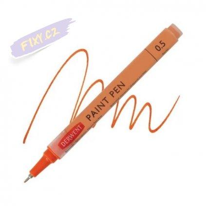 11559 2 liner derwent paint pens scarlet