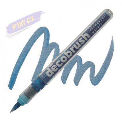 11934 1 karin decobrush metallic blue 505