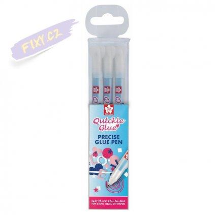 14571 3 sakura quickie glue 3ks lepidlo v popisovaci