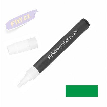14943 1 stylefile acrylic marker zeleny