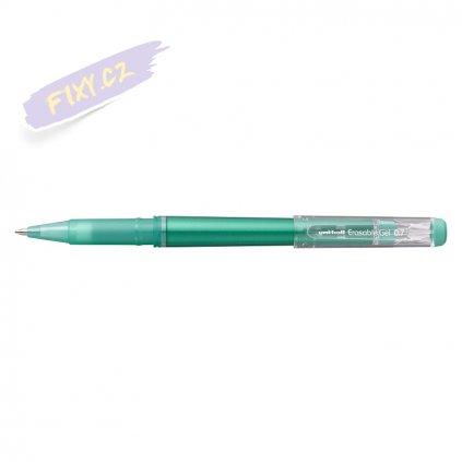 16332 4 uni erasable gelove gumovaci 0 5mm zelene
