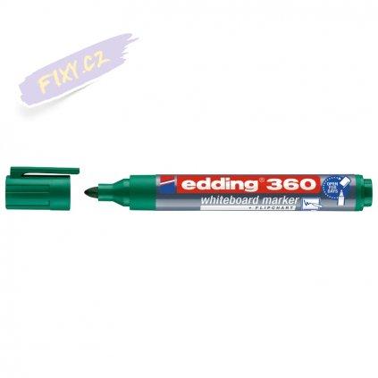 18150 3 edding 360 na bile tabule zeleny