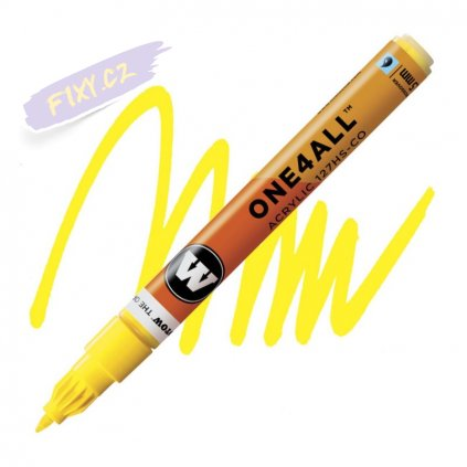 21327 1 molotow akrylovy one4all 127hs crossover zink yellow