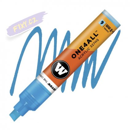 21783 1 molotow akrylovy one4all 327hs chisel shock blue middle