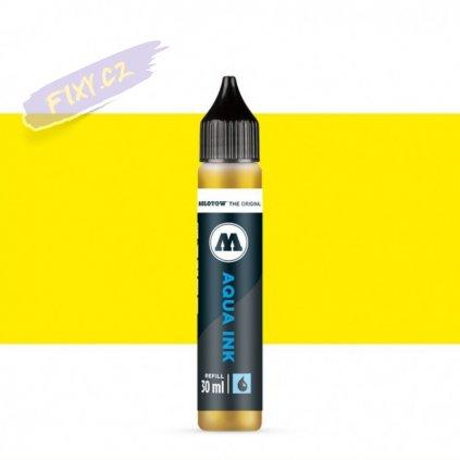 22350 1 molotow refill ink pro akvarelovy aqua primary yellow