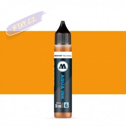 22353 1 molotow refill ink pro akvarelovy aqua orange