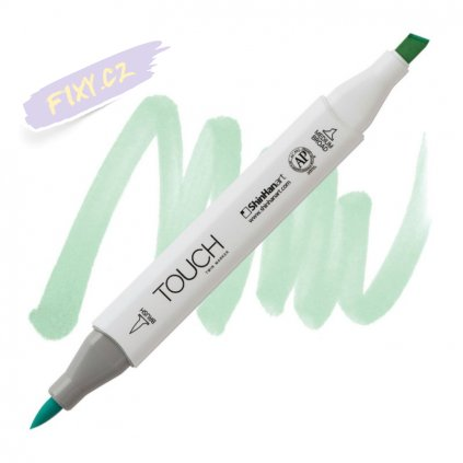 2307 2 b171 jade green touch twin brush marker