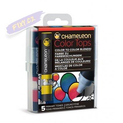 23277 5 chameleon color tops 5ks zakladni tony