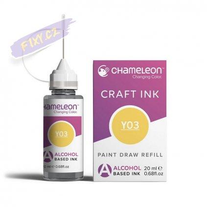 23310 4 chameleon ink refill 25ml warm sunset yo3